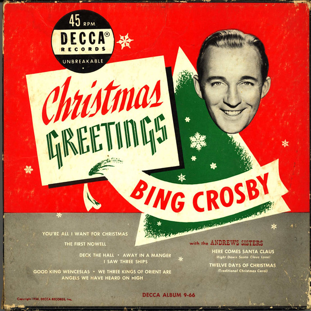 Bing Crosby - Where The Blue Of The Night Meets The Gold Of The Day