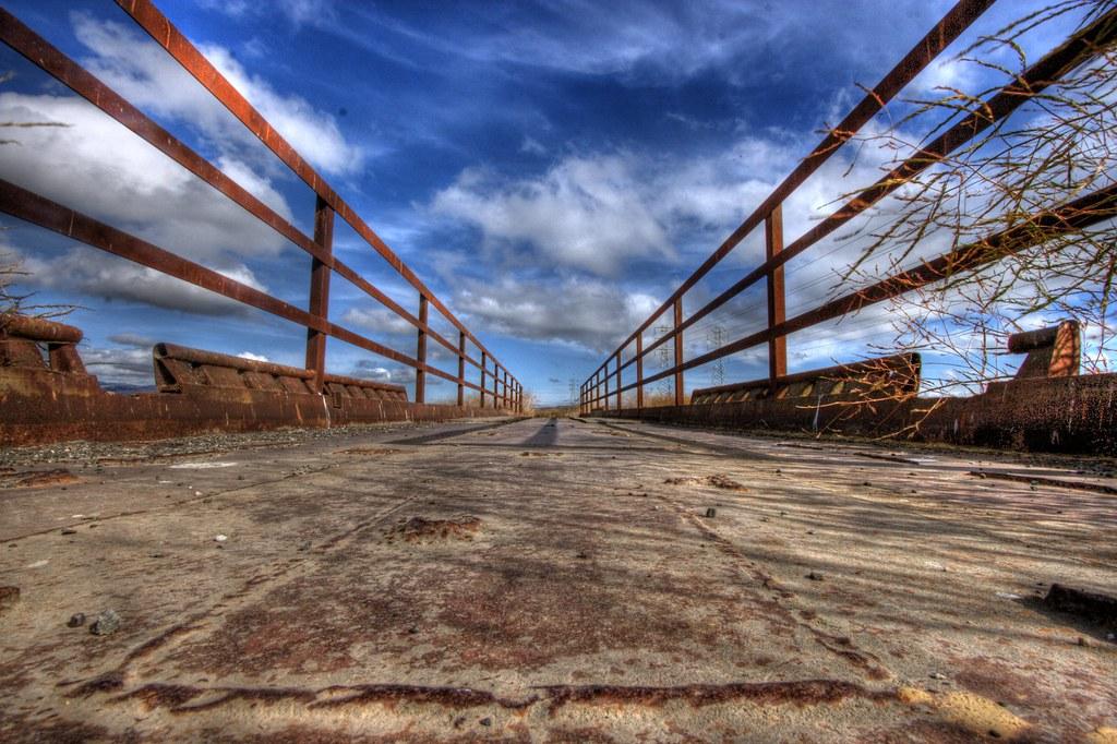 hdr old bridge and - photo #33