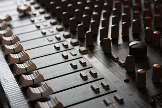 Mixing Desk | by sparetomato