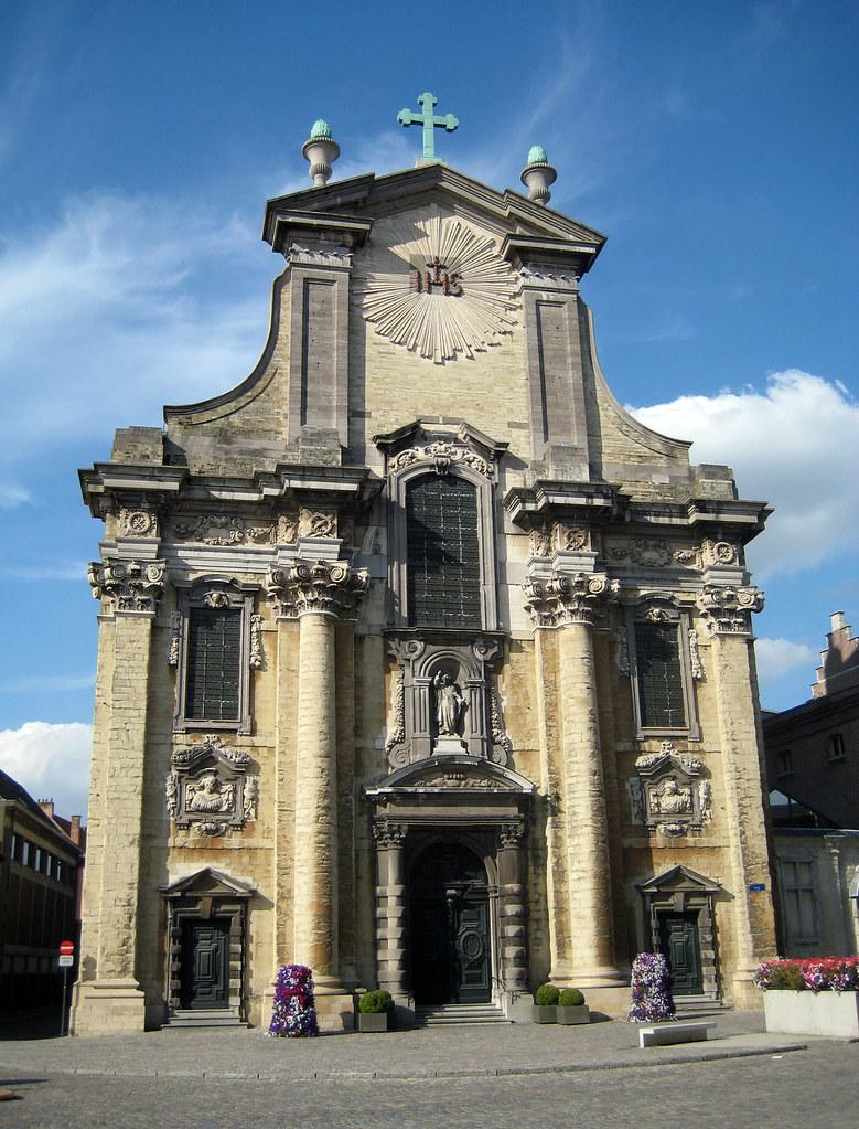 Sint Pieter En Pauluskerk Mechelen De Sint Pieter En