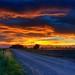 Prospect Road Sunset