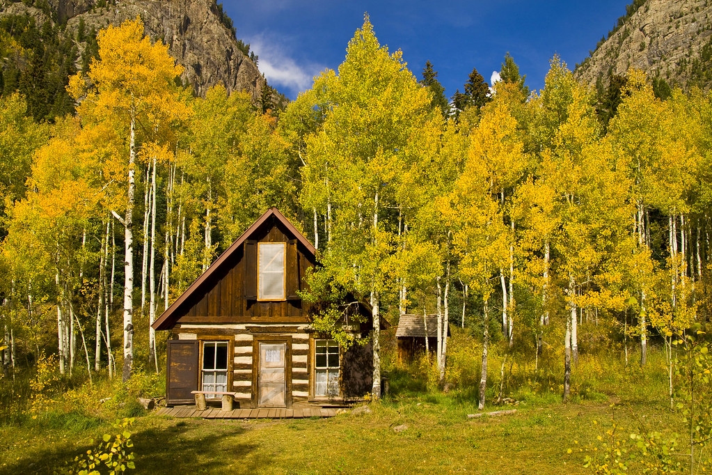 The Dutchman Cabin - Crystal City, CO | eddie tk | Flickr