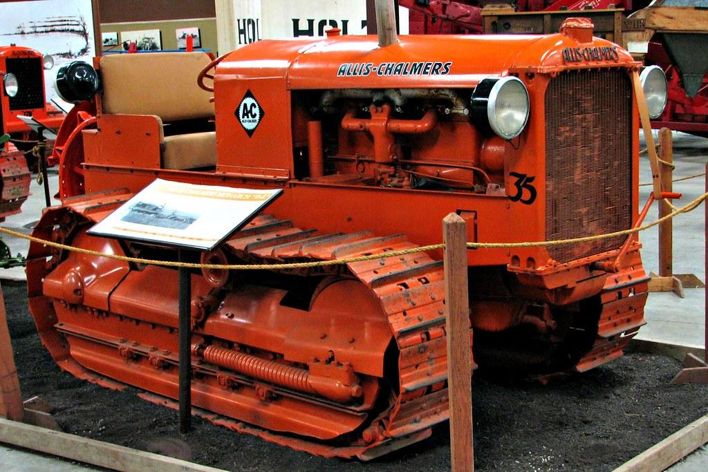 allis chalmers monarch model 35k 1 at th