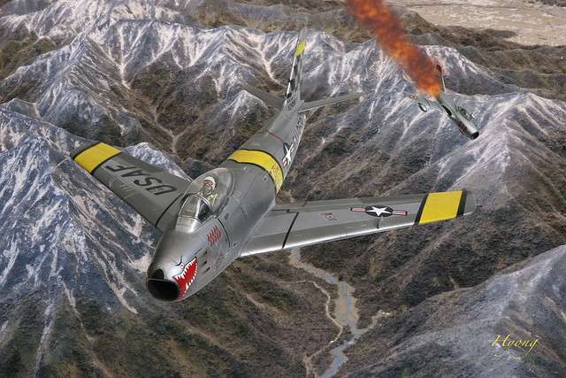Korean War Aces  American Pilots who Flew the F86 Sabre Jet