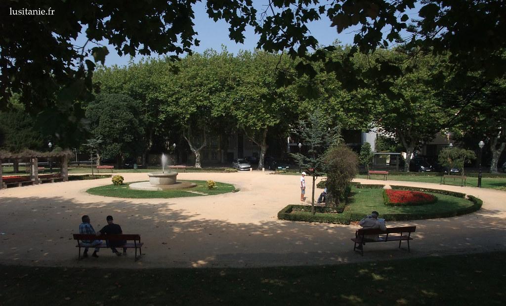 Parc à Porto