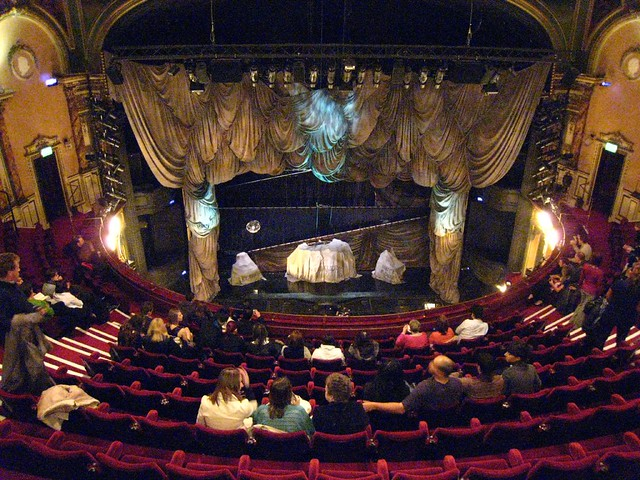 London Her Majesty S Theatre Taken Inside Her Majesty