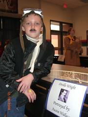Orville Wright played by austin at school today mediation photo friday january 16, 2009 | by mrykly