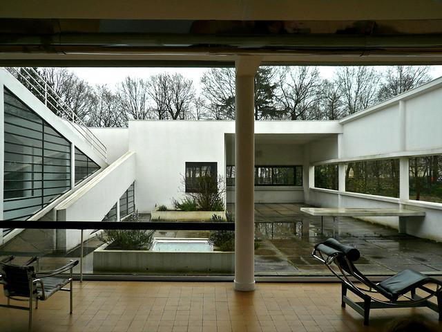 Interni Di Villa Savoye : Villa savoye un martedi a poissy un mardi à poissy a tu flickr