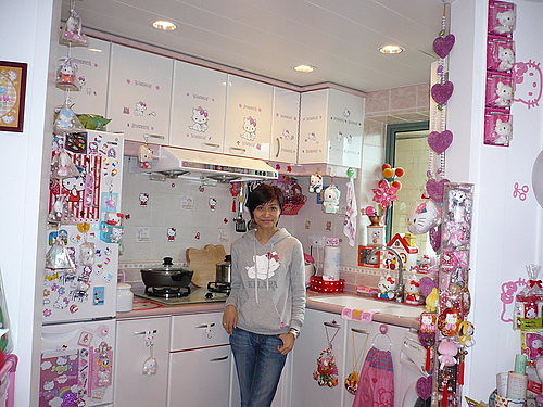 Hello Kitty Super Fans - BoBo\'s kitchen | Claudia Yeung | Flickr