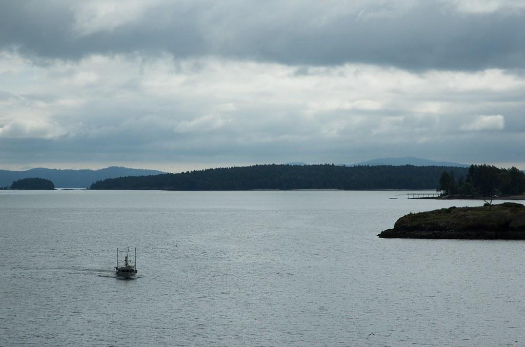 Vancouver Island Passenger Ferry