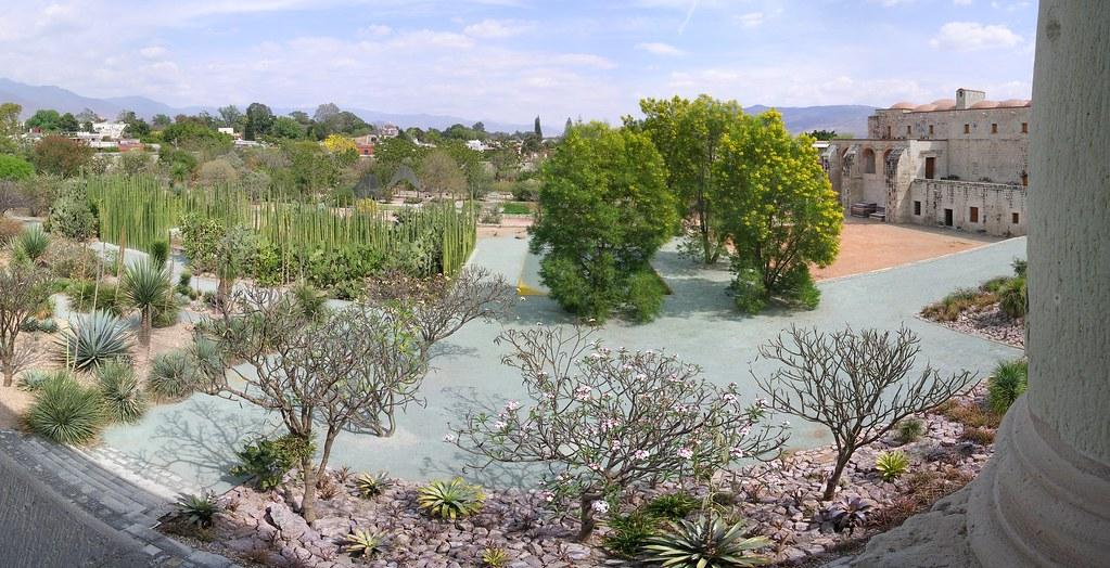 Jard n etnobot nico de oaxaca 2 halogenure flickr for Jardin etnobotanico oaxaca