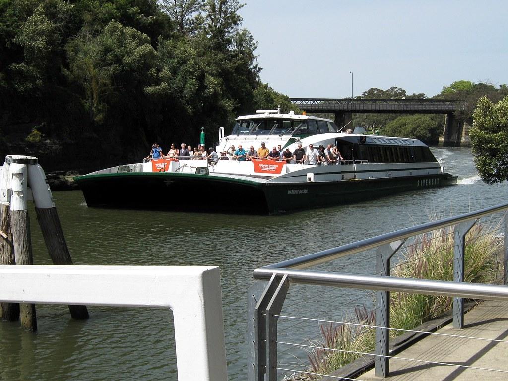 sydney parramatta ferry - photo#16