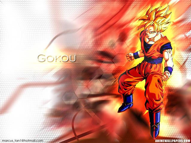 San Goku Anime Wallpaper 800x600 Scrappy Flickr