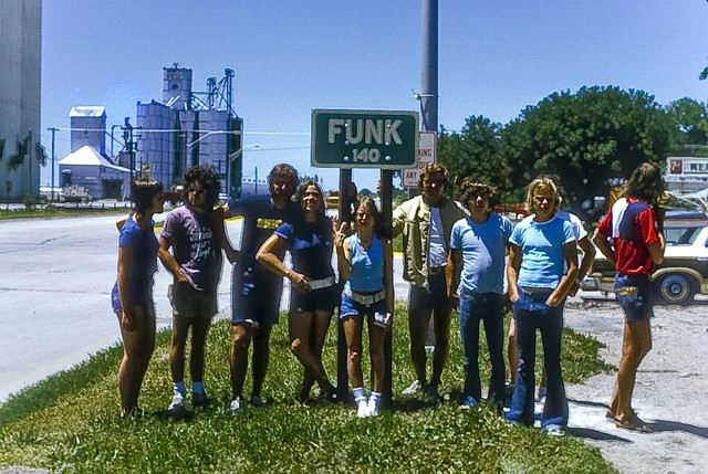 Funk Nebraska On The Quot Museum Without Walls Quot Trip Funk