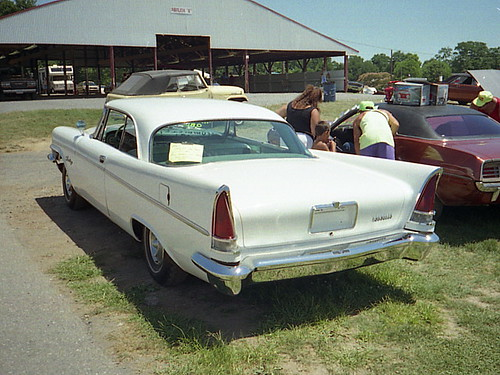 Chrysler >> 1957 Chrysler Saratoga | The Saratoga was $10k in 1993. The … | Flickr