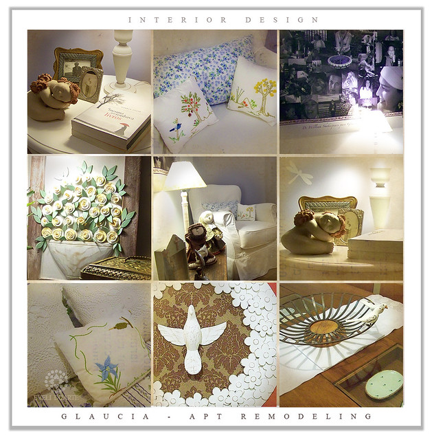 Interior Designer Working: Interior Designer Work - Apartment