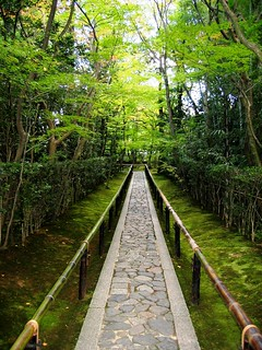 Entrance Walkway, Koto-in Zen Temple, Kyoto | by One man's perspectives