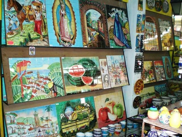 Mundo de azulejos puerto vallarta mexico mundo de - Azulejos zapata ...
