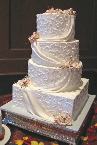 Wedding Cakes For Beach Weddings