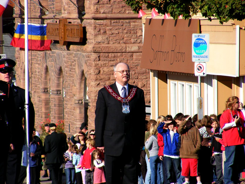 Pembroke (ON) Canada  City new picture : Mayor Of Pembroke, ON. Canada | The Right Hon. Mayor Angus M ...