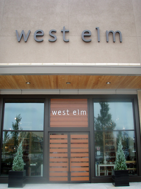 West Elm | West Elm storefront. | Jeanee *Dirty Laundry* | Flickr