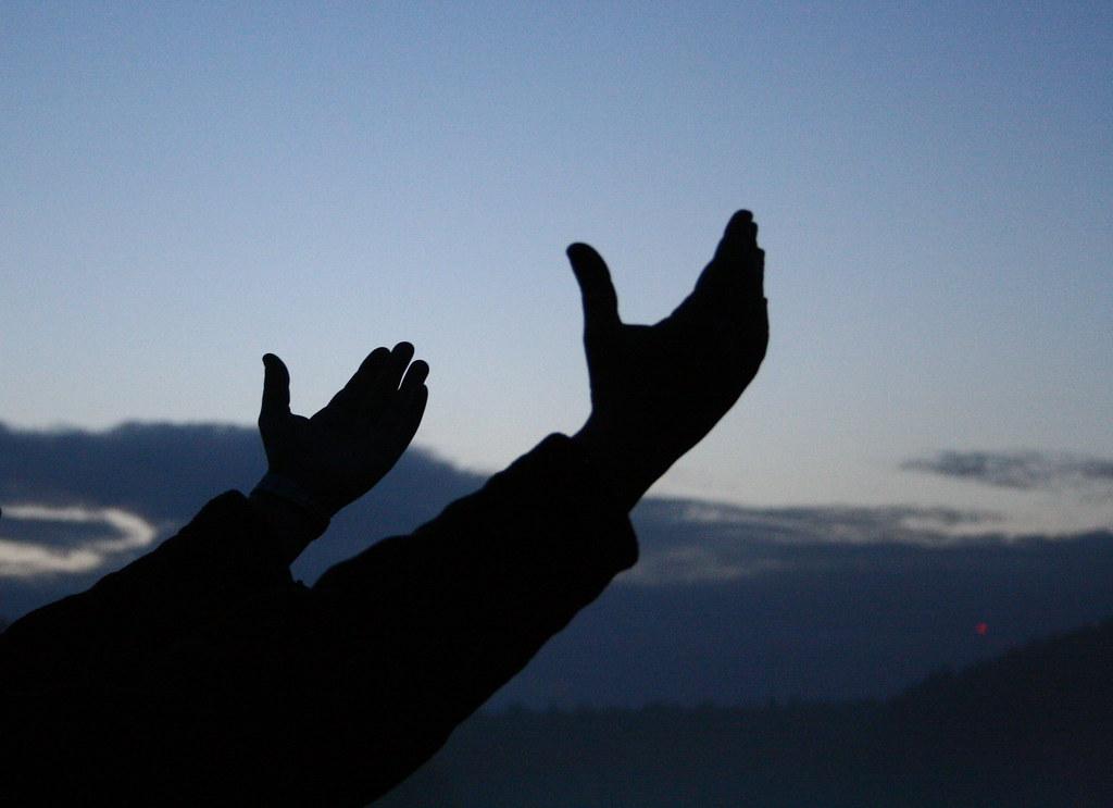 Praising hands   Christina   Flickr