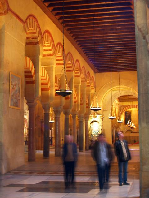 Visitas en la mezquita de c rdoba explore roberto carlos - Mezquita de cordoba visita nocturna ...