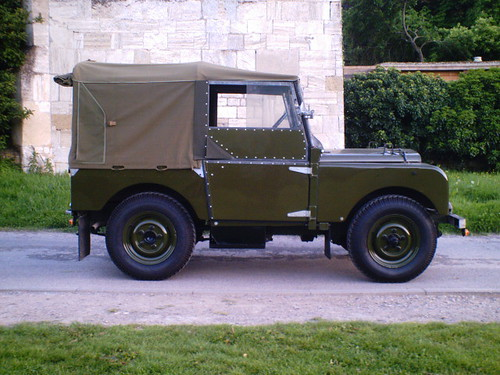 land rover series 1 barton farm 3 john flickr. Black Bedroom Furniture Sets. Home Design Ideas
