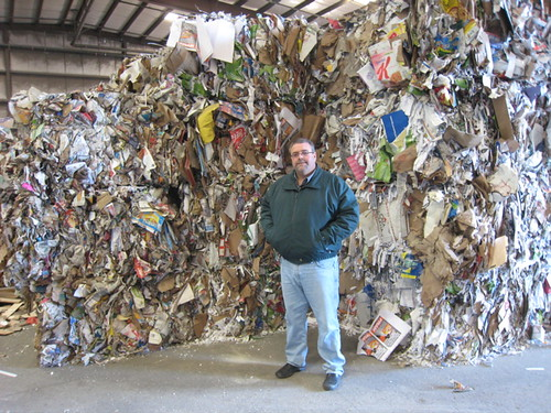 Bad Economy Hits Recycling | by WNPR - Connecticut Public Radio