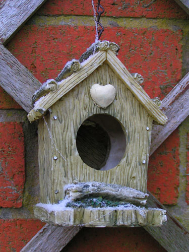 Build a little bird house... | by Porphyria Poppins