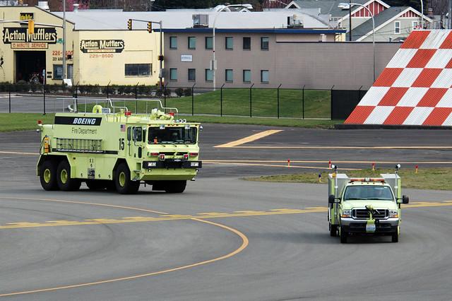 fire truck video