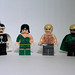 DC Supervillain Minifigs - Wave 4
