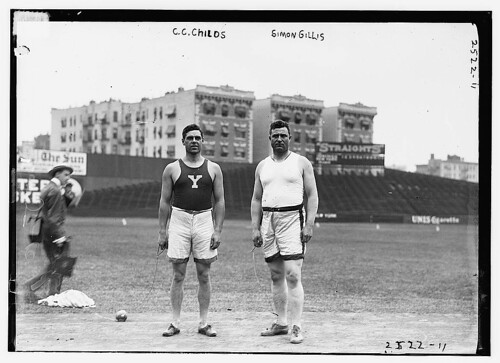 C.C. Childs, Simon Gillis  (LOC) | by The Library of Congress