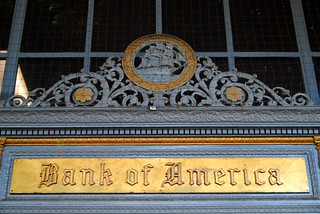 Bank of America | by Paul Lowry