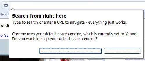 Search Prompt In Chrome | by search-engine-land