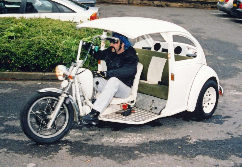 Steve White Vw >> VW Beetle Trike 2, White | VW Beetle Trike 2, White. Half ...