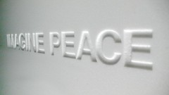 IMAGINE PEACE TOWER (2007) | by Yoko Ono official