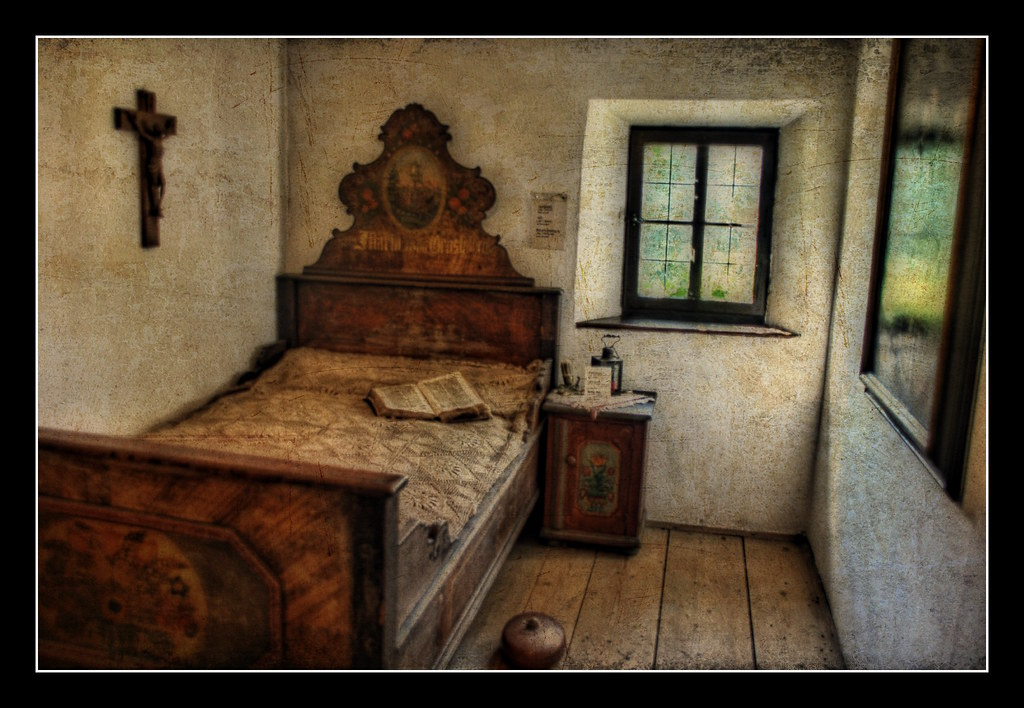 dormitori tirol s old tyrolean bedroom l 39 any 1148 flickr