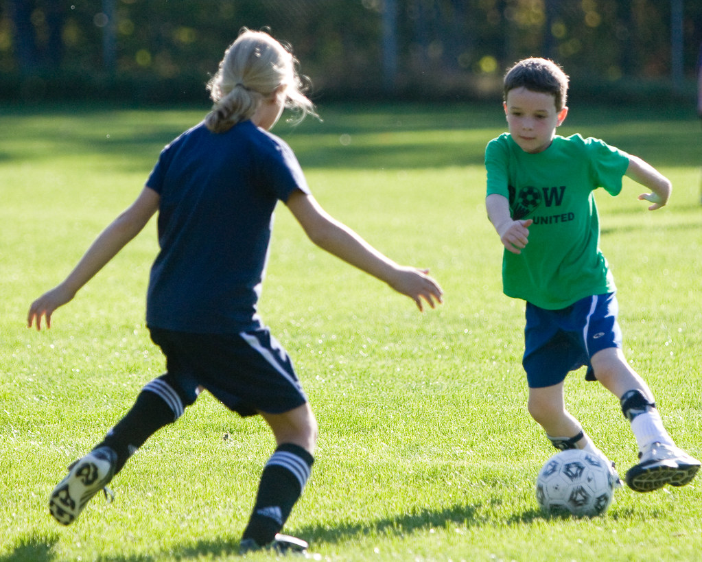 Kids Soccer Pictures