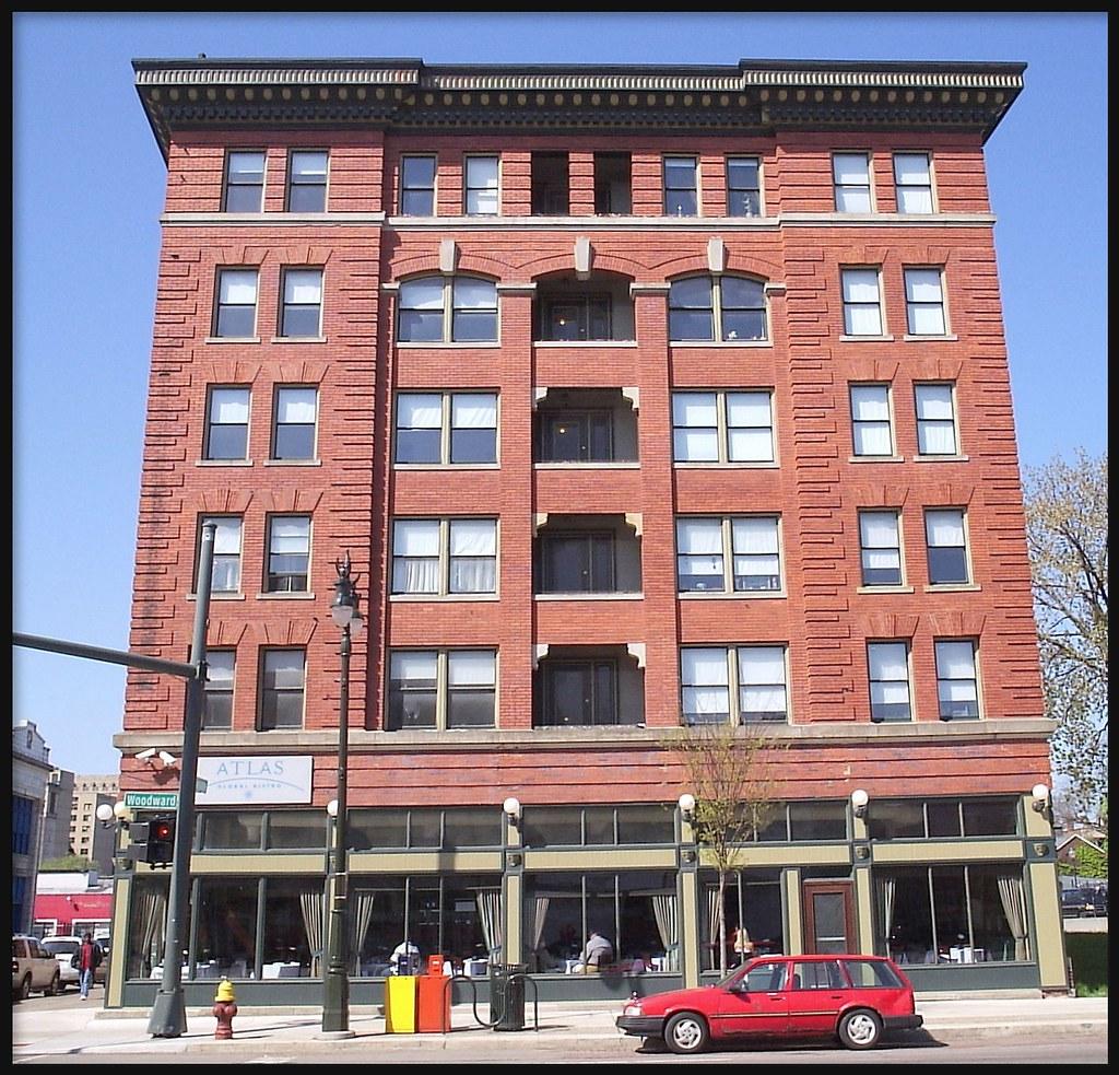 Addison Apartments--Detroit MI
