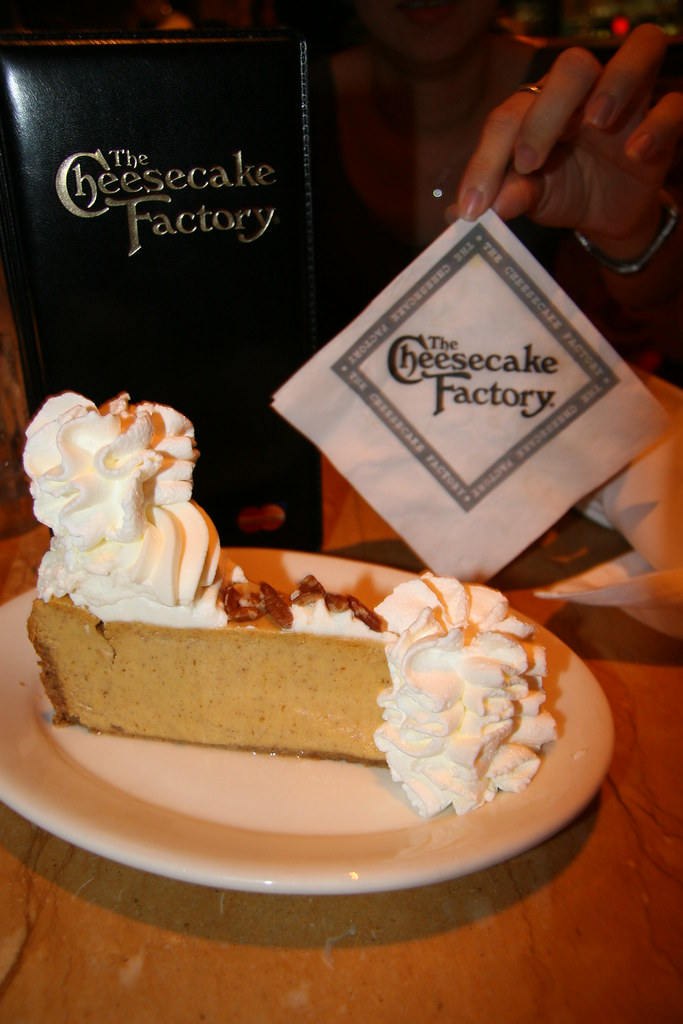 Cheese Cake Factory At The Fountains At Farah
