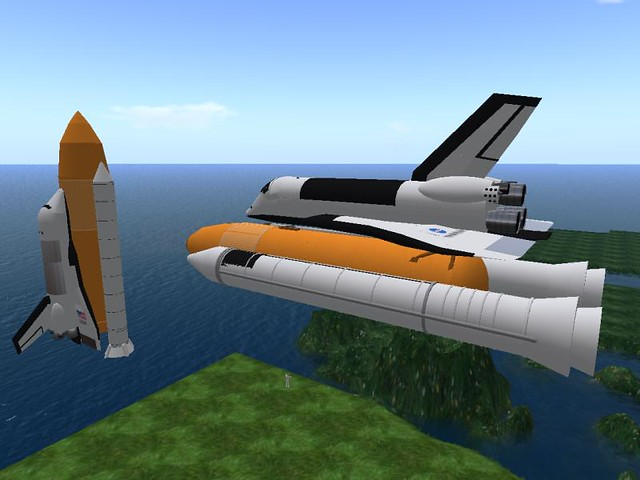 space shuttle voyager -#main