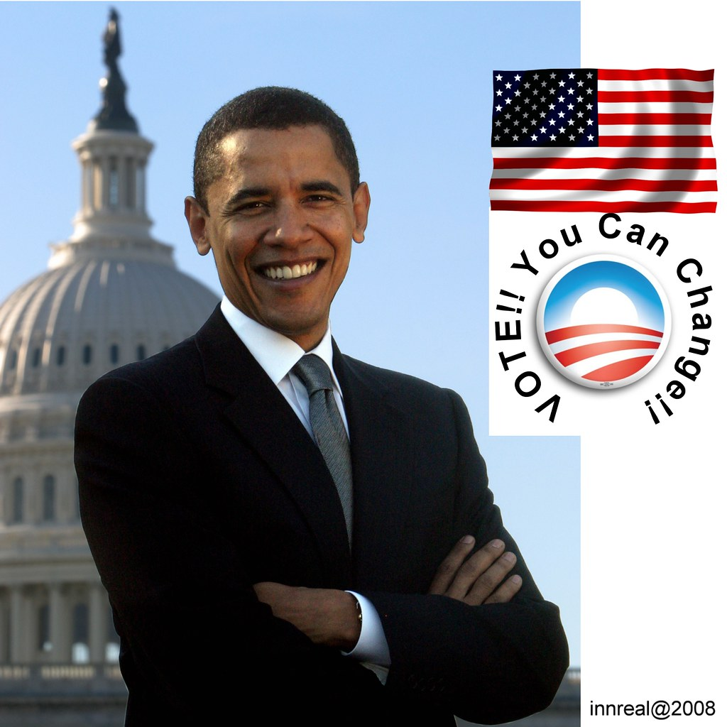 Milto Leite: Barack Obama, The Right Man For A Challenging Time.