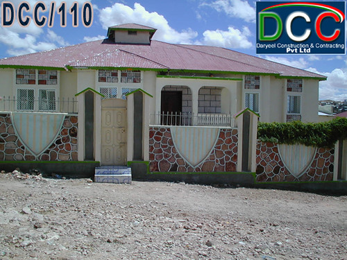 Daryeel construction company somaliland houses yusuf for House building companies