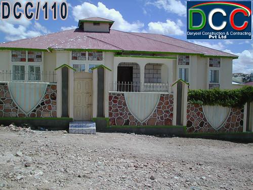 Daryeel Construction Company Somaliland Houses Yusuf