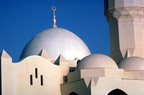 What Is A Mosque Detail: The Corniche Mosque, Jedda, Saudi Arabia: Detail Of The Pl