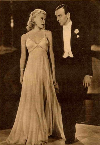 """Ginger Rogers & Fred Astaire 