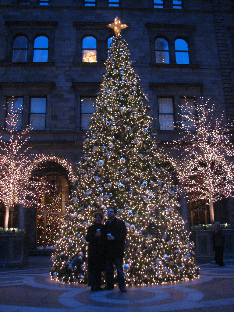 Christmas Tree New York