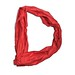 Red Silk Alphabet D