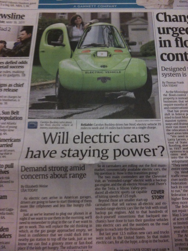 Electric Cars Could Potentialy Be Chaarged As They Drive